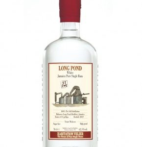 Rhum Blanc LONG POND STC@E White Habitation Velier