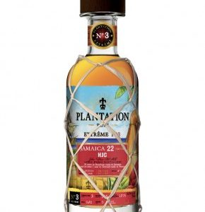 Plantation Rum 22 ans 1996 Extreme Jamaica Long Pond ITP 54,8%