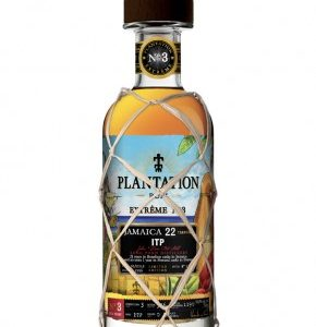 Plantation Rum 22 ans 1996 Extreme Jamaica Long Pond HJC 56,2%