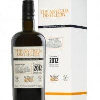 Rhum The Antigua Distillery 2012 Heavy 66%