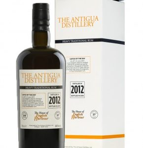 Rhum The Antigua Distillery 2012 Heavy 66%