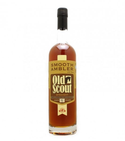 Whisky Smooth Amber Old Scout 7 ans 49,5%
