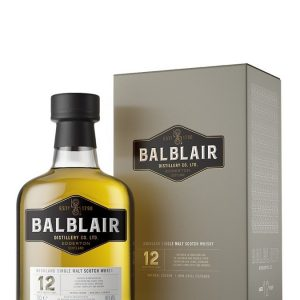 whisky des Highlands Balblair 12 ans 46%
