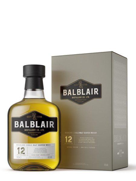 whisky des Highlands Balblair 12 ans 46%