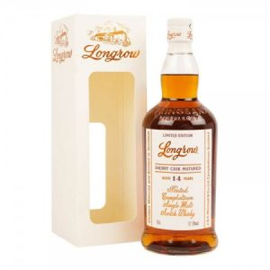 Whisky Longrow red 14 sherry cask