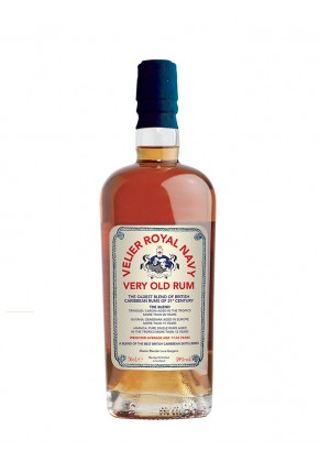 Rhum Velier Royal Navy - Cellar Books Caroni