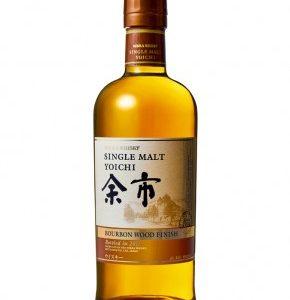 Whisky Japonais Yoichi Bourbon Wood Finish
