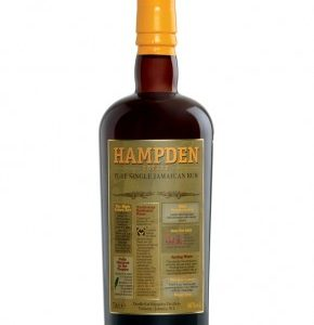 Rhum de Jamaïque Hampden officiel 46%