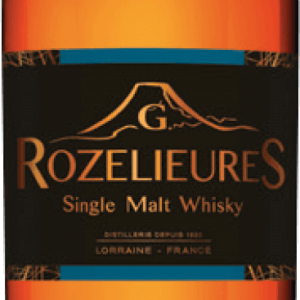 Whisky Lorrain Rozelieures Banyuls - Collection fût unique