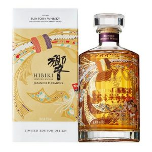Whisky Japonais Hibiki Japanese Harmony Limited Edition 2018
