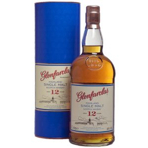 Whisky du Speyside Glenfarclas 12 ans 43%