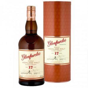 Whisky du Speyside Glenfarclas 17 ans 43%