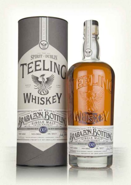 Whisky Teeling Brabazon cask 2 - Série 2