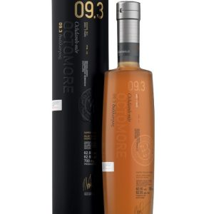Whisky d'isley Octomore 9.3 Islay Barley 62,9%
