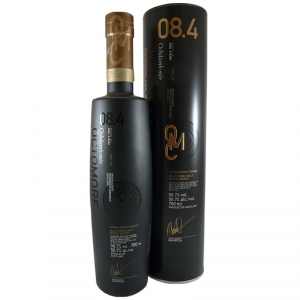 whisky d'islay Octomore 8.4