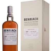 whisky du speyside ENRIACH 23 ans 1997 Virgin Wood Single Cask 51,6%