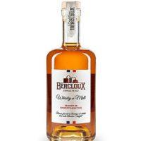 Distillerie de Charente Maritime Bercloux whisky de malt single cask