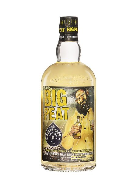 whisky d'Islay Big Peat The Peatrichor - DOUGLAS LAING 53,8%