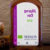 Rhum de Martinque Neisson Profil 105 bio 53,3%