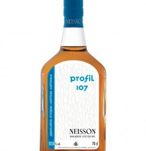 Rhum de Martinique Neisson Profil 107