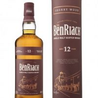 Whisky du Speyside Benriach 12 ans Sherry Wood