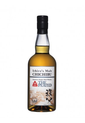 Whisky Japonais Chichibu Peated 2018 55,5%
