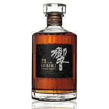 WHISKY JAPONAIS SUNTORY HIBIKI 21 ANS