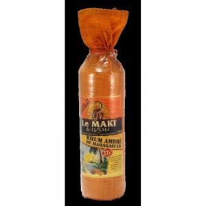 Rhum de Madagascar Dzama Maki Ambré