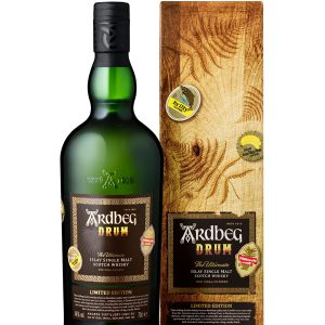 Whisky d'Islay Ardbeg Drum 46%