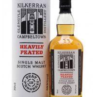 Whisky Kilkerran Heavily Peated - Peat in Progress Campbeltown