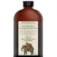 RHUM AGRICOLE CHAMAREL 4 ANS 2014 VELIER