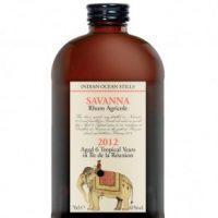 Rhum Agricole Savanna 6 ans 2012 Velier