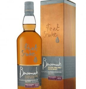Whisky du Speyside Benromach Peat Smoke Sherry Cask Strength 59,9%