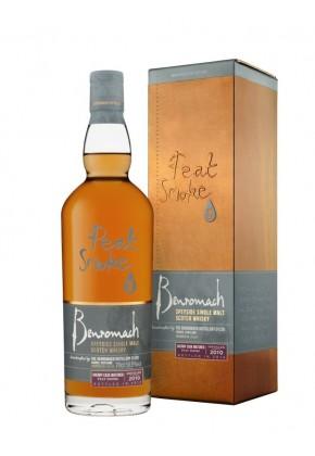 Whisky du Speyside Benromach Peat Smoke Sherry Cask Strength 59,9%