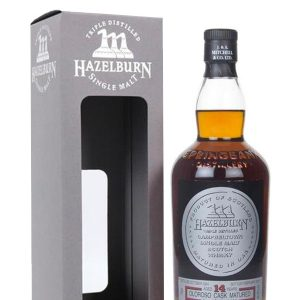 Whisky de Campbeltown Hazelburn 14 ans sherry wood 49,3%