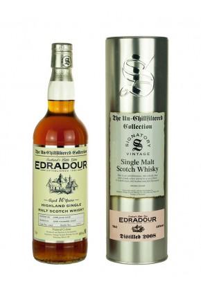 Whisky des Highlands Edradour 10 ans 2008 Signatory Vintage