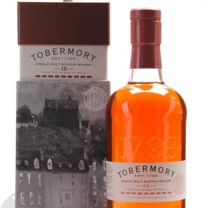 Whisky Isle of Mull Tobermory 15 ans Marsala Finish