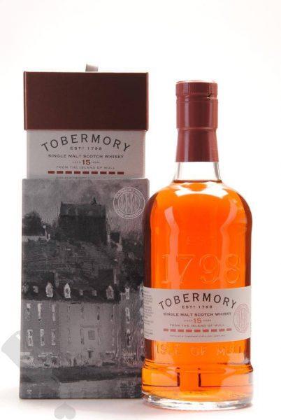 Whisky Isle of Mull Tobermory 15 ans Marsala Finish