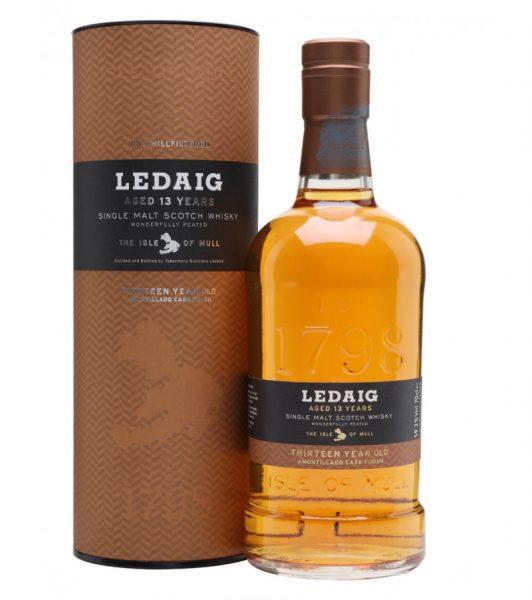 Whisky Isle of Mull Ledaig 2004 Amantillado Finish 13 ans