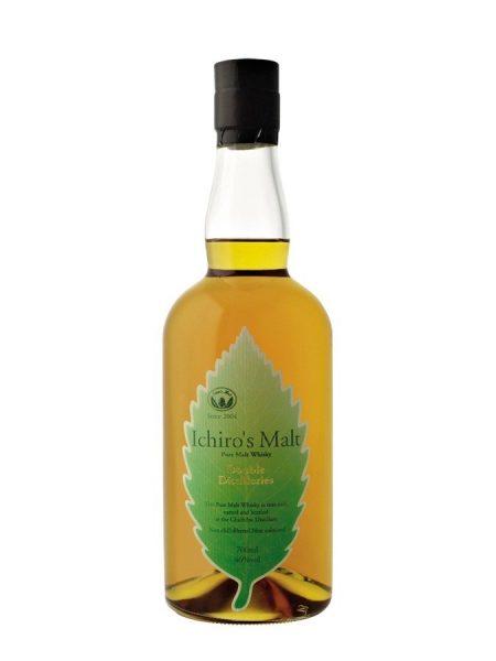 Whisky Japonais Ichiro's Malt Double Distilleries