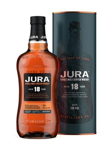 Whisky Isle Of Jura 18 ans