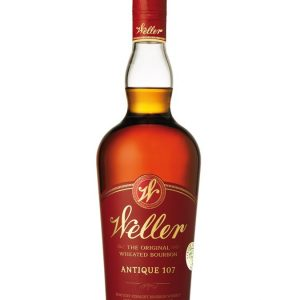 Bourbon Plein écran Enregistrer Envoyer WILLIAM LARUE WELLER Antique 107 Proof The Chronicles 53,5%