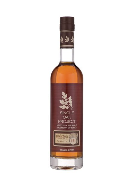 BUFFALO TRACE Single Oak project Bourbon 45% format 37,5cl