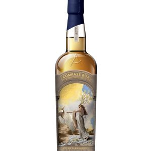 Single malt Compass box Myths & Legend I