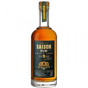 JEROME TESSANDIER RHUM SAISON TRIPLE CASK BARBADOS 5 ANS