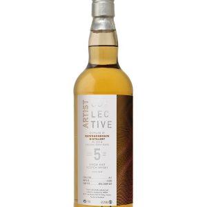Whisky d'islay BUNNAHABHAIN STAOISHA 5 ans 2014 COLLECTIVE 4.0 61,2%