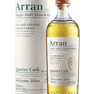 Whisky Isle Of Arran Arran Quarter Cask The Bothy 56,2%
