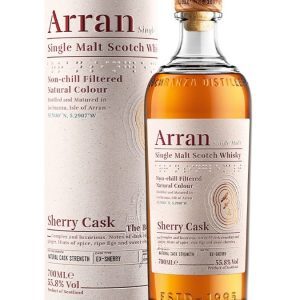 Whisky Isle Of Arran Arran Sherry Cask The Bodega 55,8%