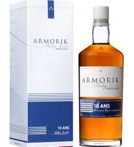 Whisky Breton Armorik 10 ans