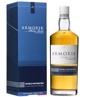 Whisky Breton Armorik Double Maturation 46%